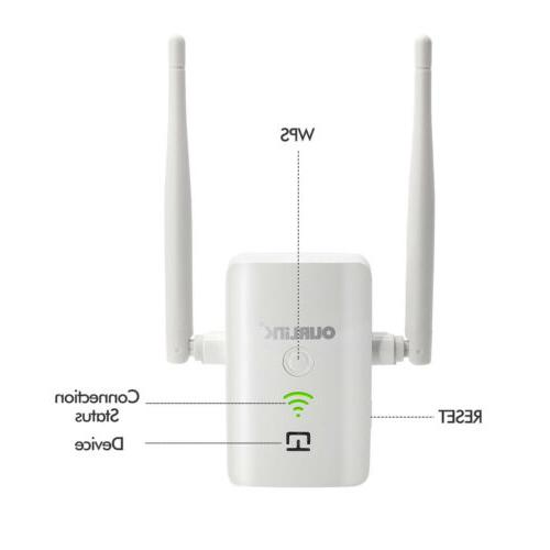 1200Mbps Range Extender Repeater Wireless Router Signal