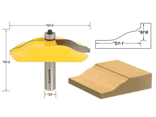 12140 raised panel router bit