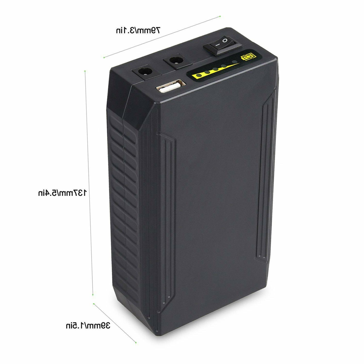 12V 11000mAh 9V 5V 26400mah Power Bank