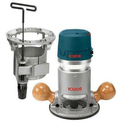 Bosch 2-1/4 Fixed-Base Router
