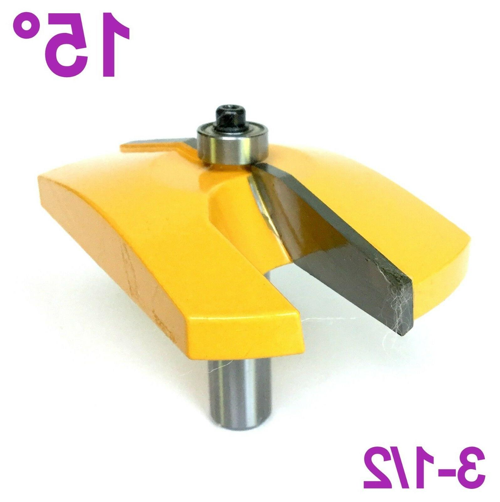 1pc Dia Straight Raised Router Bit