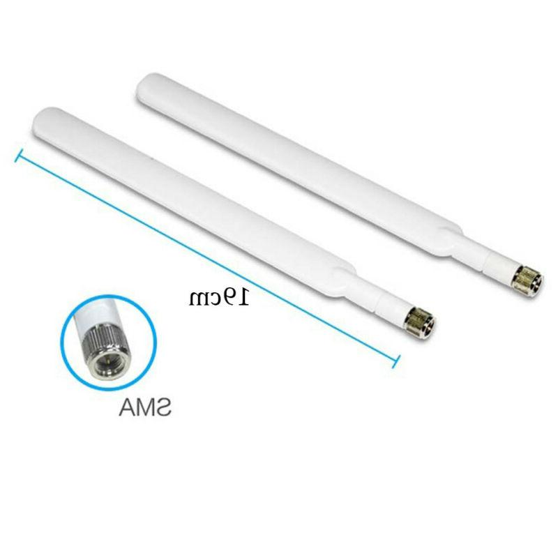 2pcs 3G 4G Router SMA Male Connector