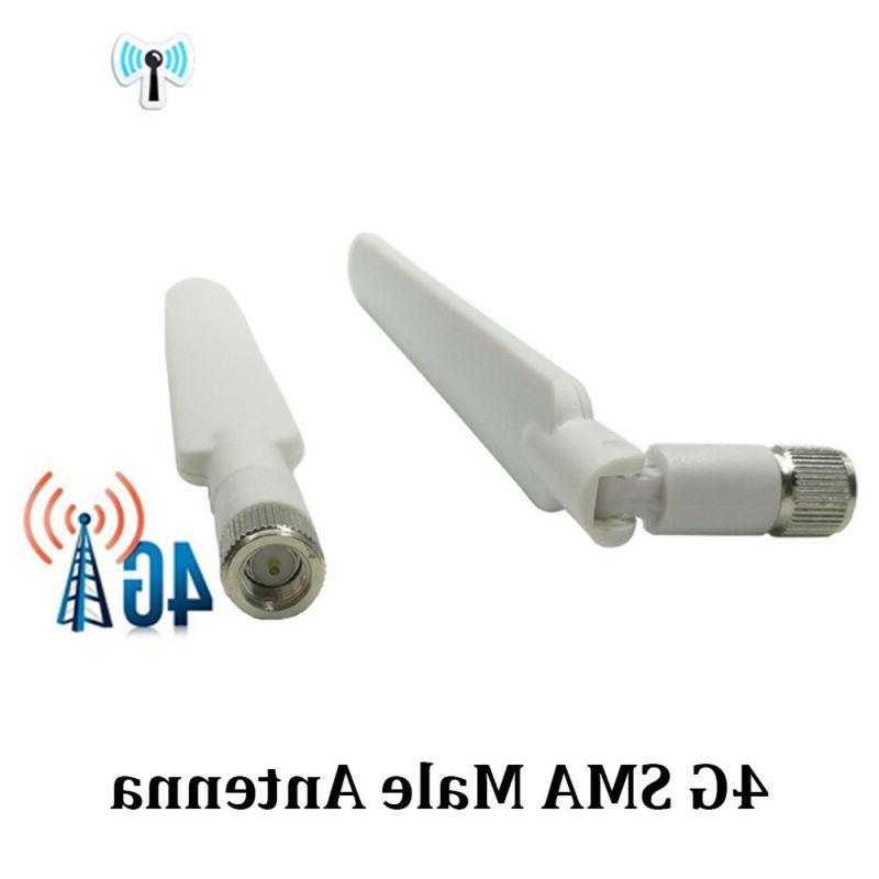 2pcs 4G LTE Wifi Router Antenna Male