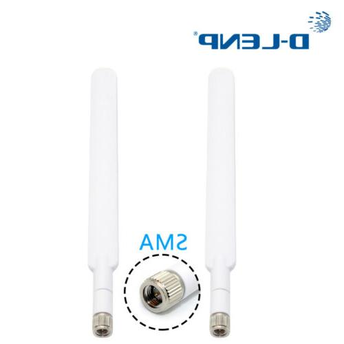 2x sma male for 4g lte router