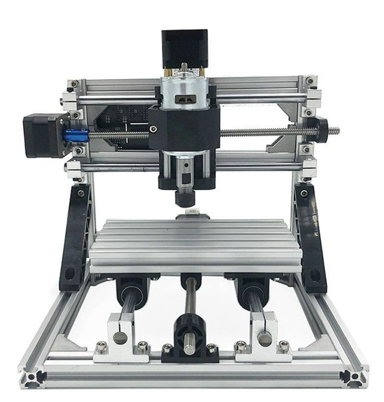3 Axis Diy Cnc Router Kit Wood