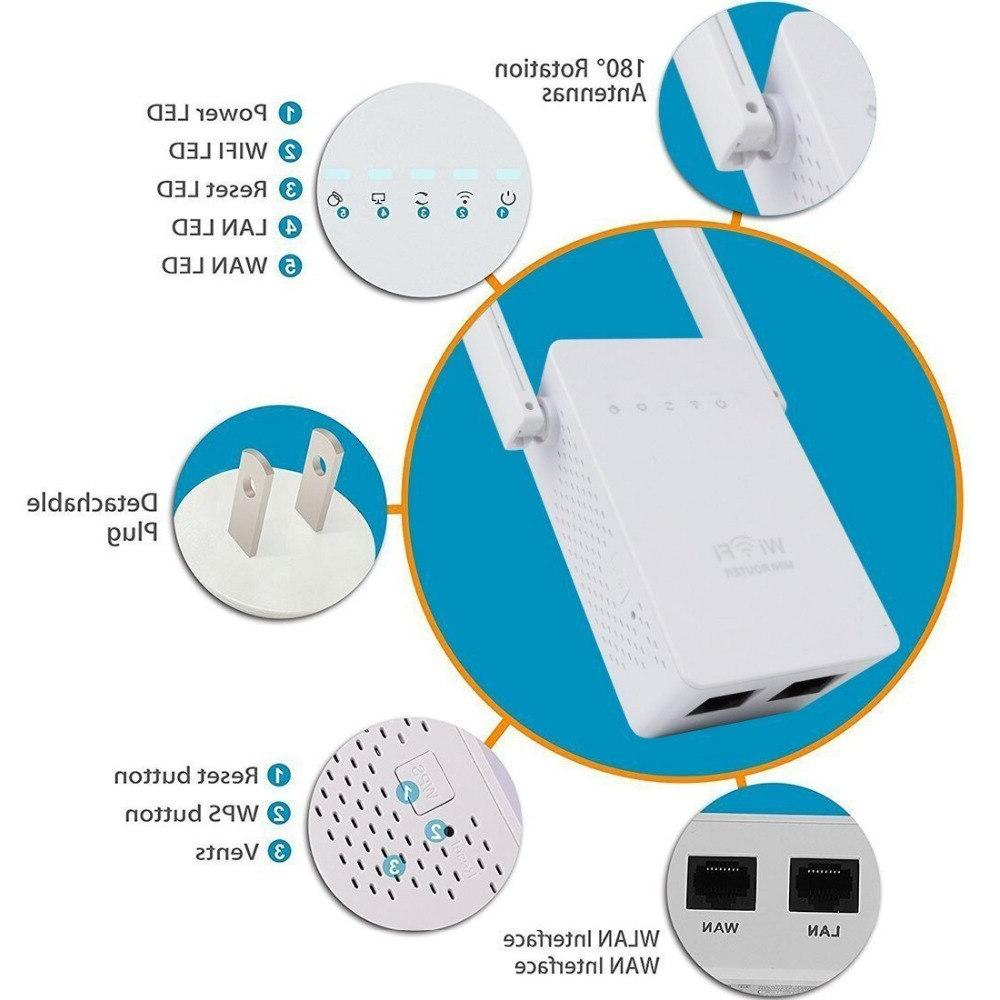 PIXLINK <font><b>WiFi</b></font> <font><b>Router</b></font> Amplifier Network Expander Power Roteador 2 Antenna <font><b>Tenda</b></font> <font><b>Router</b></font>