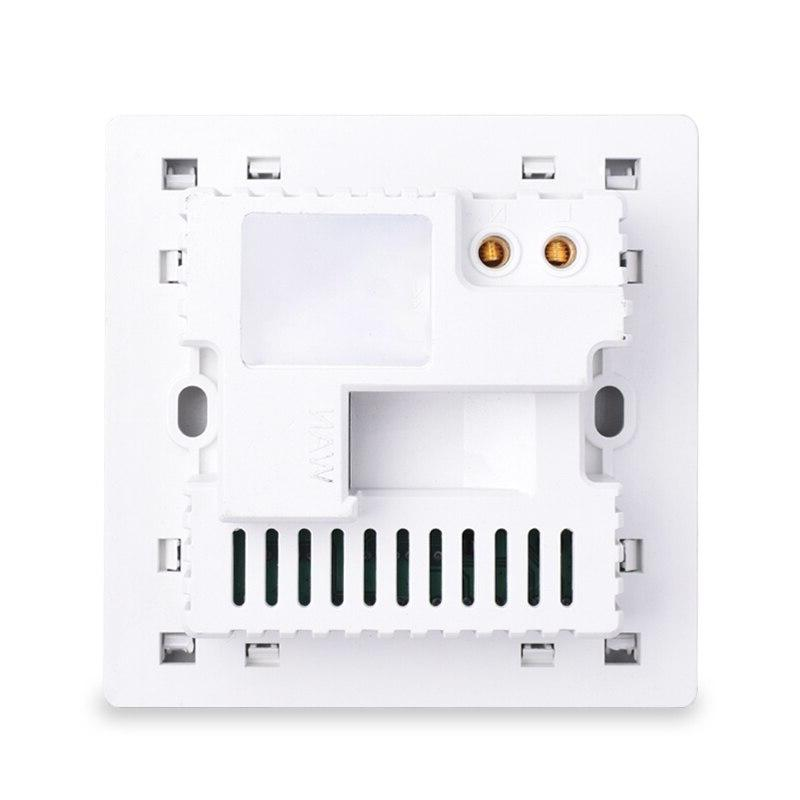 300Mbps <font><b>Router</b></font> <font><b>Power</b></font> Smart Wireless Wifi Extender Wall Embedded Panel Usb