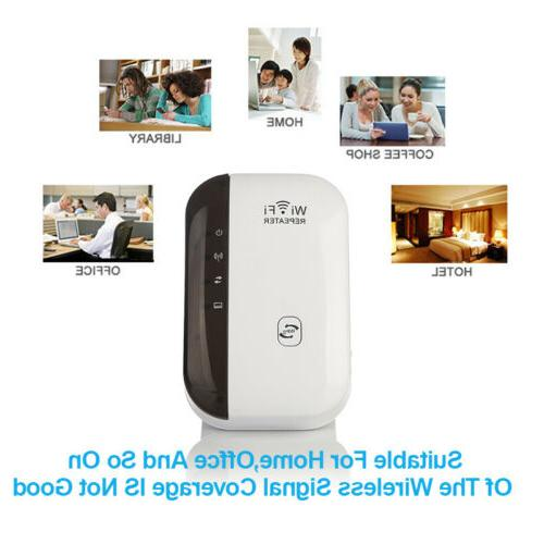 300Mbps 802.11 Signal Extender Router