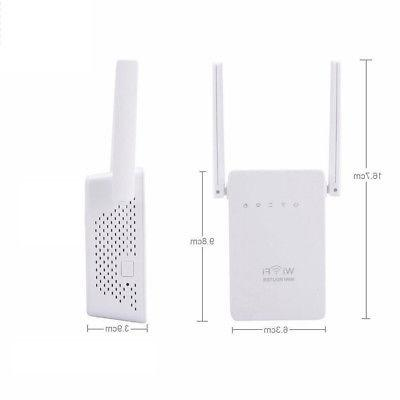 300Mbps Wireless-N WiFi Repeater Signal Booster Network Router