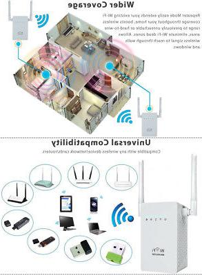 300Mbps Wireless-N Range WiFi