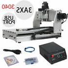 New 3Axis 3040 3D Cutter Engraving Drilling Machine USB CNC