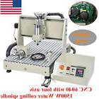 4 Axis 6040 1.5KW CNC Router Engraver Engraving Drilling Car