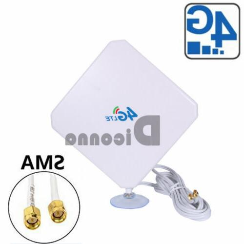 4G LTE Outdoor SMA N Male Antenna Panel