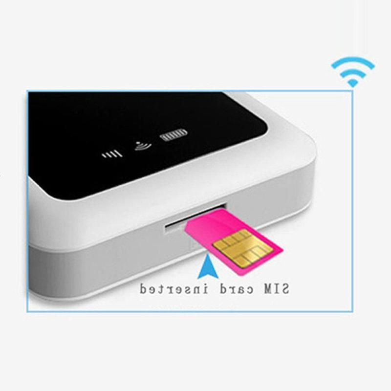 Unlocked LTE Wireless Router Card Wifi for