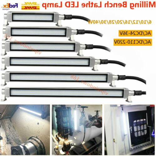 6 40w led light cnc industrial work
