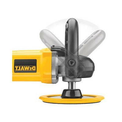 DEWALT 7 in. / 9 Variable Polisher with DWP849X