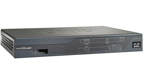 Cisco 881 Router 5 Ports - Desktop