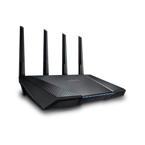 ASUS RT-AC87U Dual-band AC2400 Router with Powered