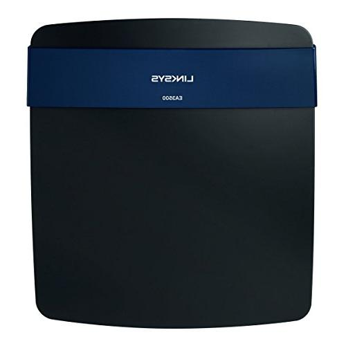 Linksys EA3500 N750 Router with and