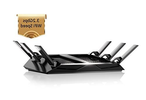 Netgear X6 Wireless Router Black