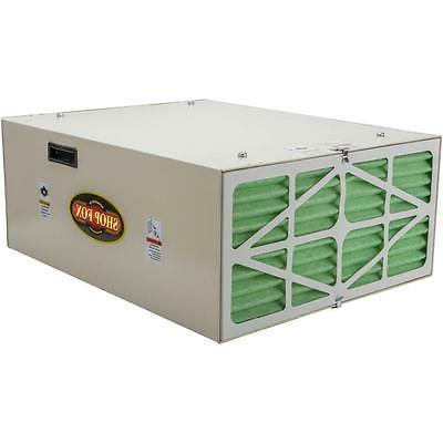 SHOP FOX - W1690 - 3 Speed Air Cleaner - Free Shipping