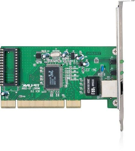 TP-Link 10/100/1000Mbps Gigabit PCI Network Adapter/Card, In