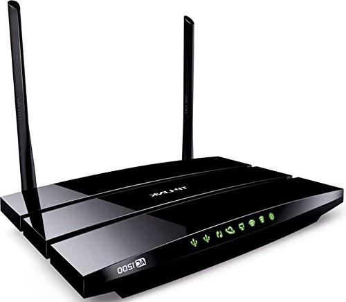 TP-Link AC1200 Wireless Gigabit Router