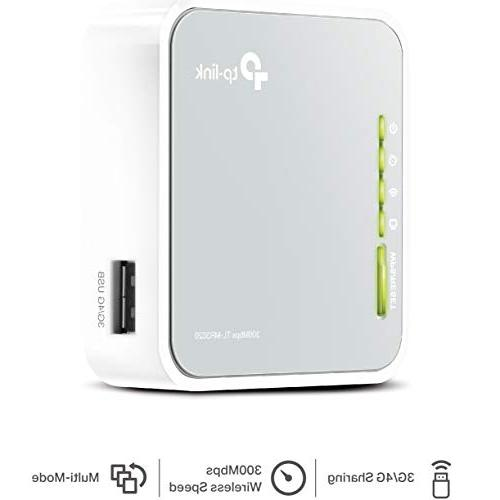 TP-Link N150 Wireless Portable Router
