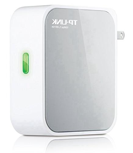 TP-Link N150 Wireless Wi-Fi Mini Router with Range Extender/