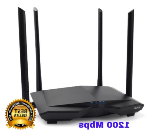 Tenda AC1200 Dual Band Fast Ethernet Home Wireless WiFi Rout
