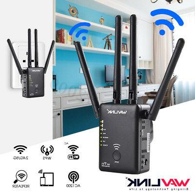 Wavlink Dual Band Wifi Repeater 5G Wireless-N Extender