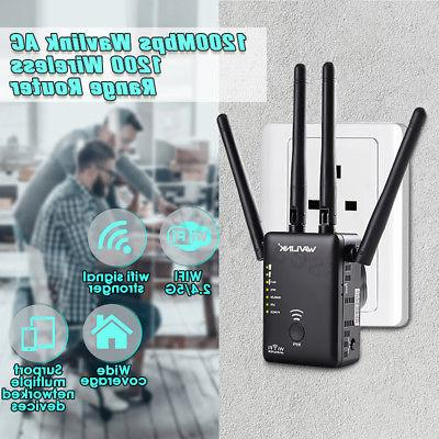 ac1200 dual band wifi repeater router 2