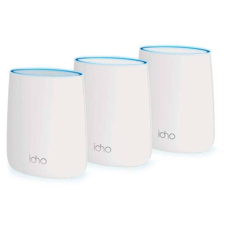 Orbi Ac3000 Tri-Band Wifi System Router Coverage Up To 7,500