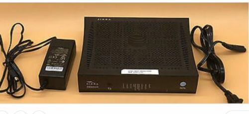 AT&T Uverse ARRIS NVG595 Internet Modem - New