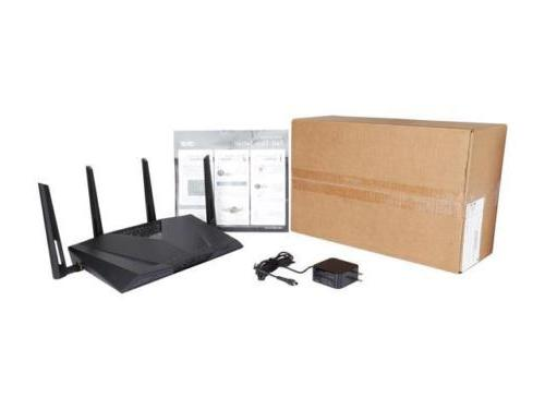 Asus Certified AC3100 Gigabit Router, AiProtection