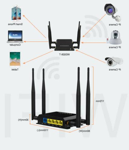Cioswi 4G Router Without Chips Net Working Model