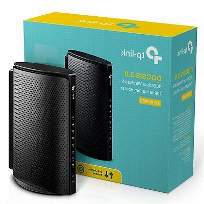 Comcast XFINITY Cable Modem Router N300 300Mbps Wireless N D