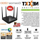 Nexxt Cosmos1200 Simultaneous Dual-Band Wireless AC Router 1