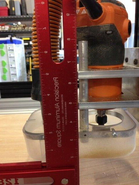 Designed to order Router/Spindle Mounting Kit