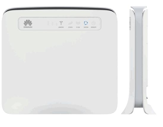 Huawei E5186 gateway router 4G LTE advanced unlocked with ex