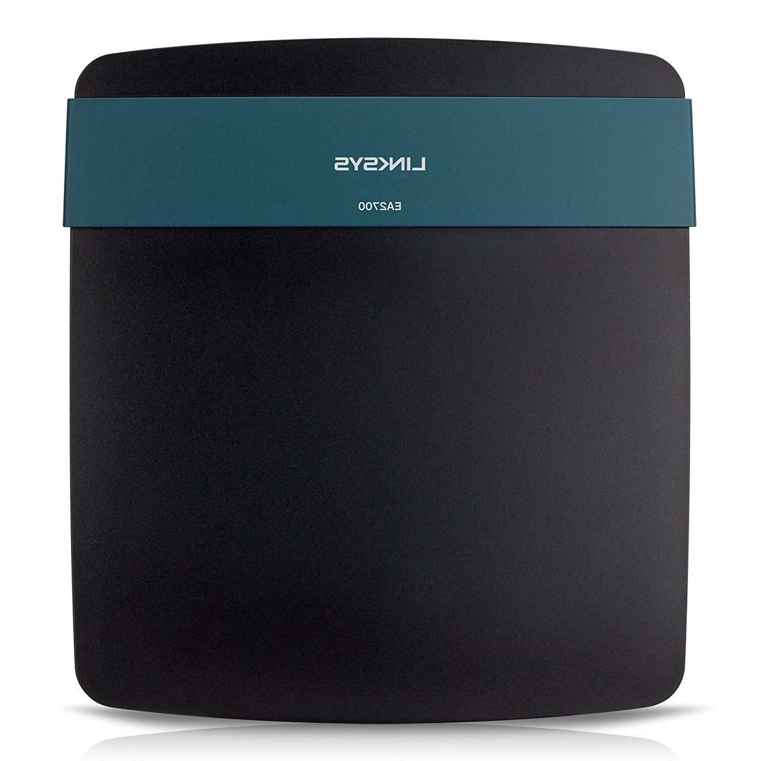 Linksys EA2700 App-Enabled N600 Dual-Band Wireless-N Router