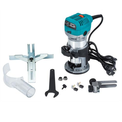 electric hand trimmer palm router laminate joiners