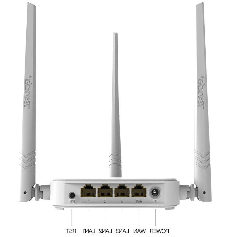 <font><b>Tenda</b></font> N318 <font><b>WiFi</b></font> Port