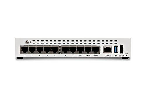 Fortinet FortiGate-60E / FG-60E Next Generation Firewall Appliance,