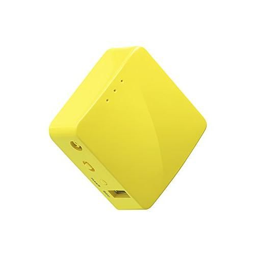 GL.iNet Mini Travel Router, Pre-installed, Repeater High Tor