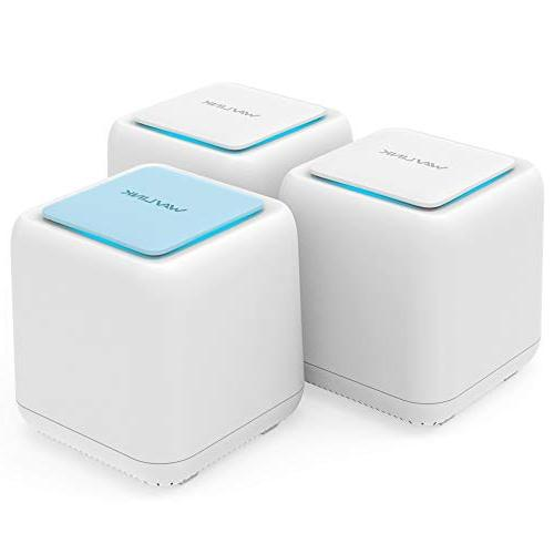 halo 3 whole home mesh wifi system