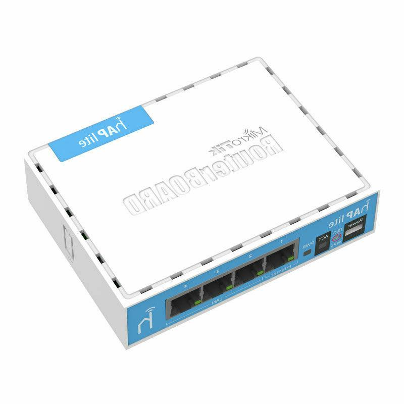 run shoes exquisite style best selling Mikrotik hAP Lite Routerboard RB941-2nD Wireless N 4xPort