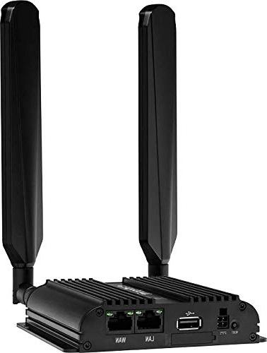 Cradlepoint Integrated Router Bundle with Wireless SIM Card