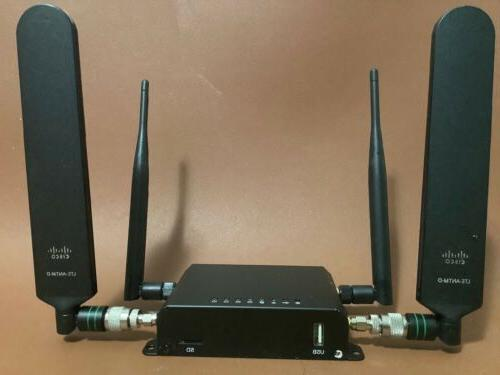 industrial lte router with unlimited data