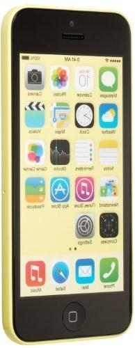 Apple iPhone 5C Yellow 8GB Unlocked GSM Smartphone